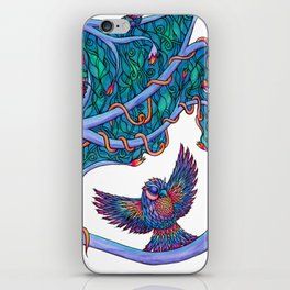 The Spirit of the Times iPhone Skin