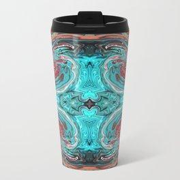 Anserine Implosion Metal Travel Mug