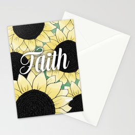 Sunflower Series // 2 Stationery Cards