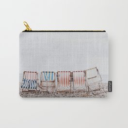 beach vibes viii Carry-All Pouch