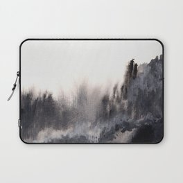 Watercolor abstract landscape 17 Laptop Sleeve