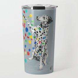 Dalmatian Travel Mug