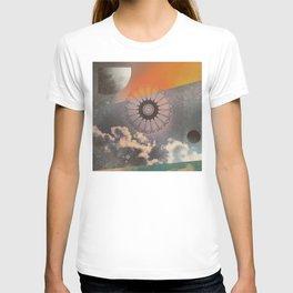 Sky Mandala II T-shirt