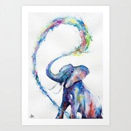 Veris Art Print