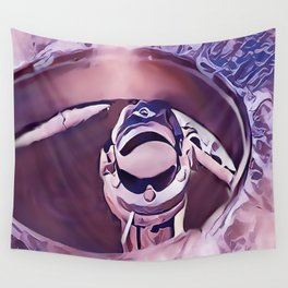 The Sewer Monkey Wall Tapestry