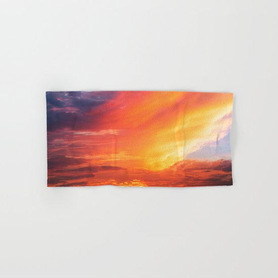 Alternate Sunset Dimensions Hand & Bath Towel