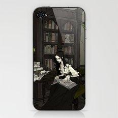 Asenath iPhone & iPod Skin