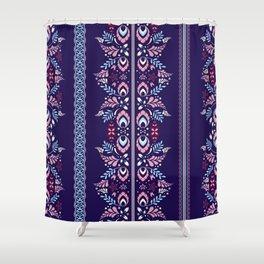 Batik Style 5 Shower Curtain