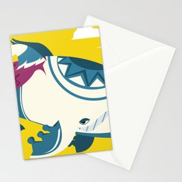 A Whale's Dream Stationery Cards
