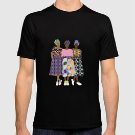 GIRLZ BAND T-shirt