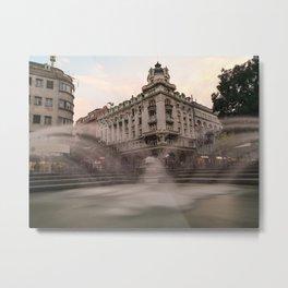 Belgrade, Serbia Metal Print