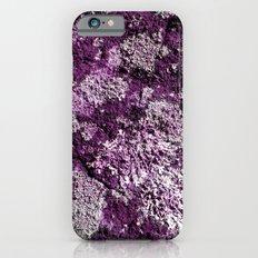 Purple Moss Slim Case iPhone 6s