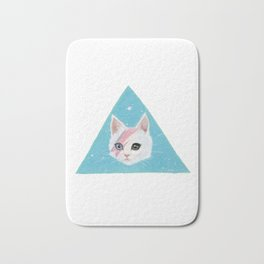 Bowie Kitten Bath Mat