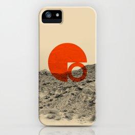 Symbol of Chaos Invert version iPhone Case