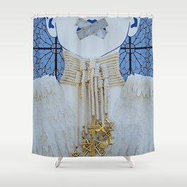 Dogma Shower Curtain