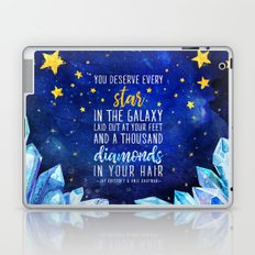 Star and Diamonds Laptop & iPad Skin