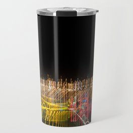 lights and lines, luces y lineas Travel Mug