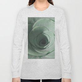 Golden ratio of succulent Long Sleeve T-shirt