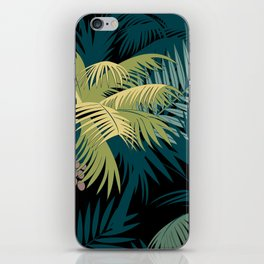 TROPICAL PARADISE 3 iPhone Skin