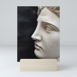 Greek god Apollo Mini Art Print