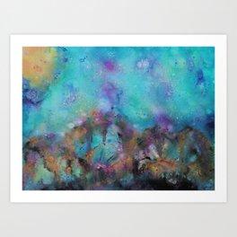 Dreamscape No. 4 Art Print
