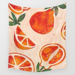 Tangelo Fun Wall Tapestry