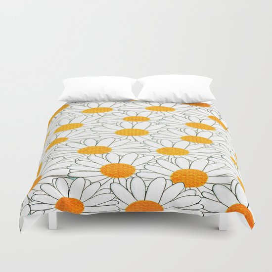 marguerite New version-131 Duvet Cover