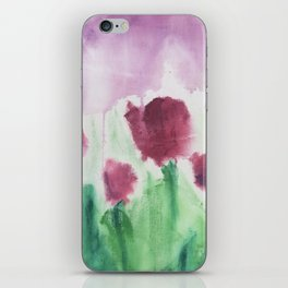 Purple Rain (in Bloom) iPhone Skin