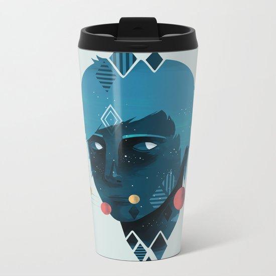 Mind/Space Metal Travel Mug