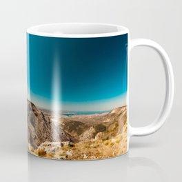 Sunny day in Val Rosandra Coffee Mug