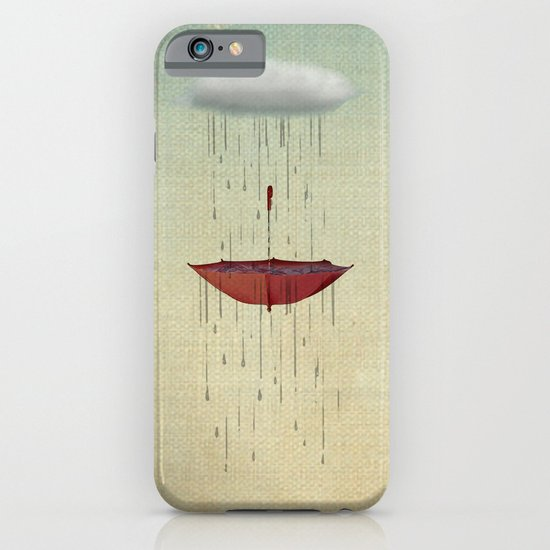the umbrella runneth over 02 iPhone & iPod Case