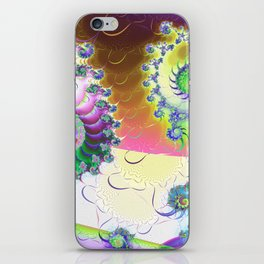 Crystal Parfait iPhone Skin