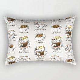 Slow Life Coffee Rectangular Pillow