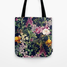 Midnight Forest VII Tote Bag