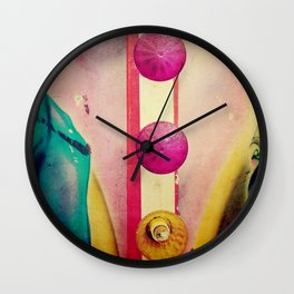 The Carnival is Here Wall Clock