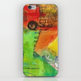 A color-washed life 5 iPhone Skin