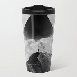 We never had it anyway Metal Travel Mug