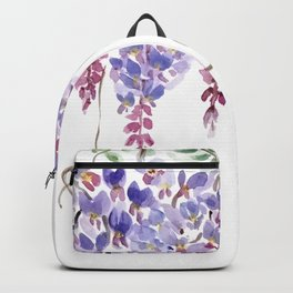 The Mystery of a Wysteria Backpack