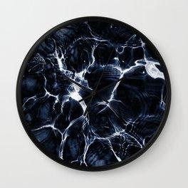Undefined Abstract #3 #decor #art #society6 Wall Clock