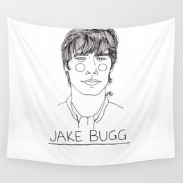 Bugg Wall Tapestry