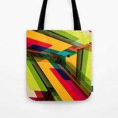 Field of Colors Tote Bag