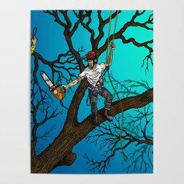 Tree Surgeons Poster