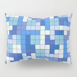 Tetris Camouflage Marine Pillow Sham