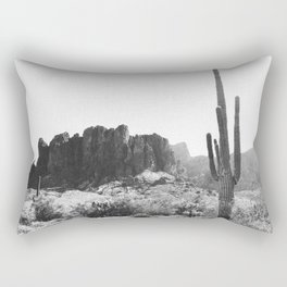 Arizona Desert Rectangular Pillow