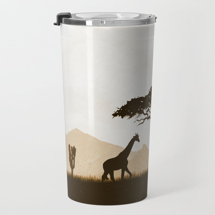 The desert biodivesity Travel Mug