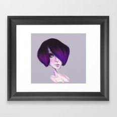amilie Framed Art Print