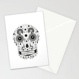 Calavera Mono Stationery Cards