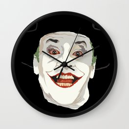 Jokester  Wall Clock