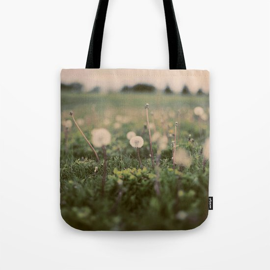 Forgotten Wishes Tote Bag
