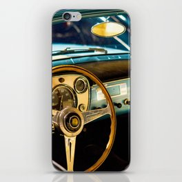 Car interior iPhone Skin
